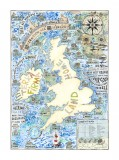 The Shipping Forecast a print copyright Fiona Willis