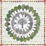 A Year of Trees, a card by Fiona Willis