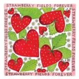Strawberry Fields Forever, a card by Fiona Willis